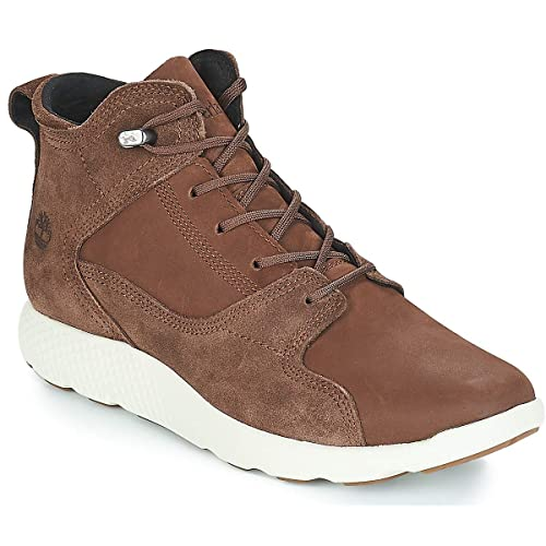 TIMBERLAND FlyRoam Leather Hiker Botines/Low Boots Hombres Marrón Botas de caña Baja: Amazon.es: Zapatos y complementos