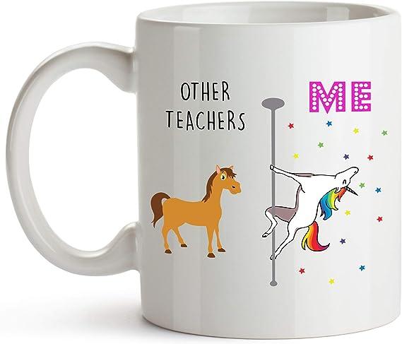 Teacher Coffee Mug,  Teacher Gifts for Men and Women