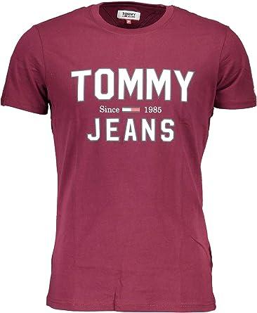 Tommy Hilfiger Camisa Deportiva para Hombre: Amazon.es: Ropa y accesorios
