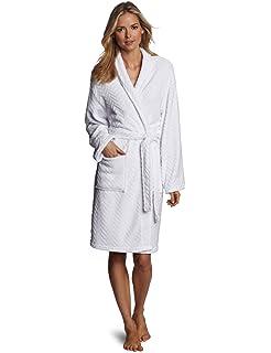 9f2d32805b Seven Apparel Hotel Spa Collection Herringbone Textured Plush Robe