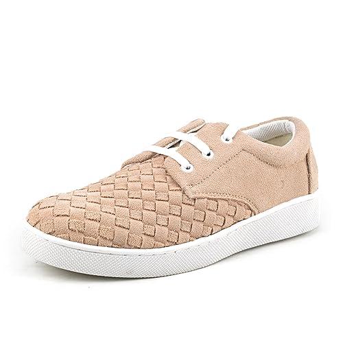 Shenduo - Mocasines de Piel Vuelta para hombre: Amazon.es: Zapatos y complementos