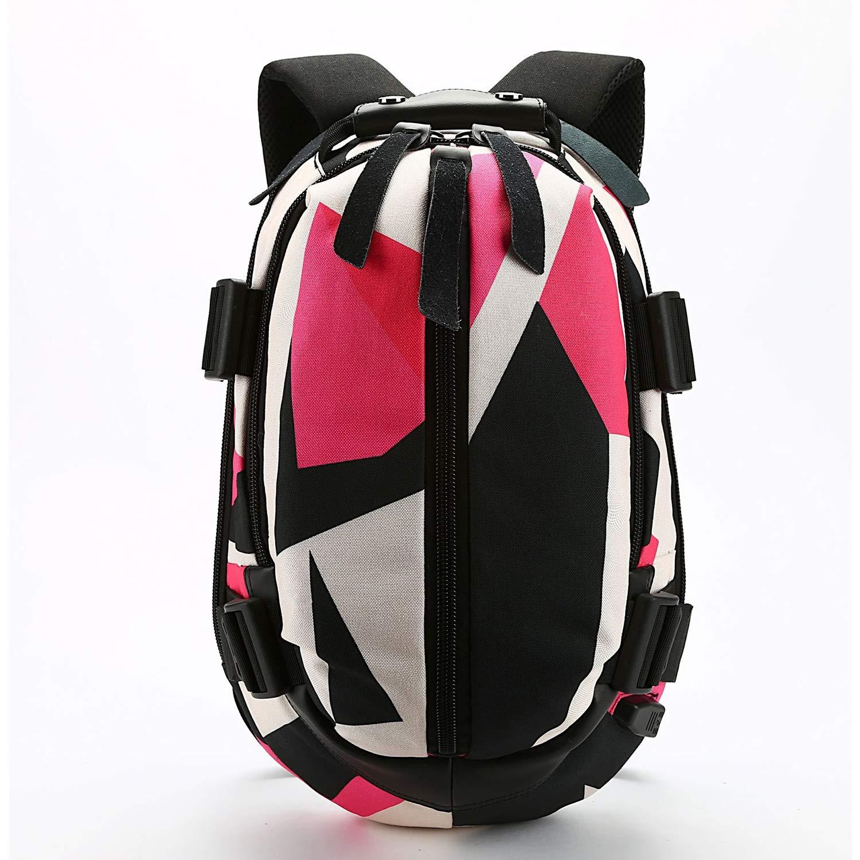 He-Bag Neue Oxford Rucksack Männer Casual USB Lade Rucksack Studententasche Reise Wasserdicht, Atmungsaktiv Satchel,A,16inches B07QG2C5KD Ruckscke Leitende Mode