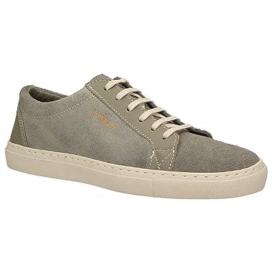 Zweigut Hamburg- Echt  412 Herren Leder-Sneaker Aus dem Leder Alter  Autositze Schuhe 213f0e0101