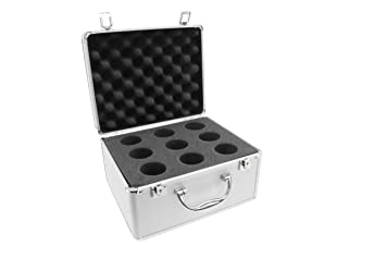Ts optics aluminium okularkoffer für bis zu amazon kamera