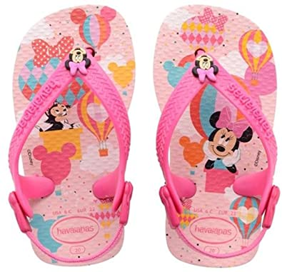 3c4de6e6862 Havaianas Baby Chic Tongs mixte bb