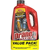 Drano Max Clog Remover Twin Pack, 160 Ounce (Pack of 2)