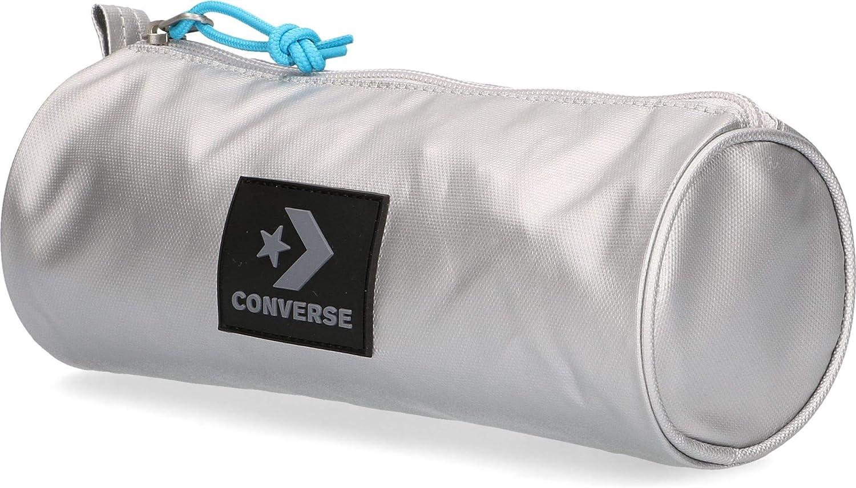 Converse Silver Moon Pencil Case Estuche, Unisex Adulto, 1.2l: Amazon.es: Deportes y aire libre