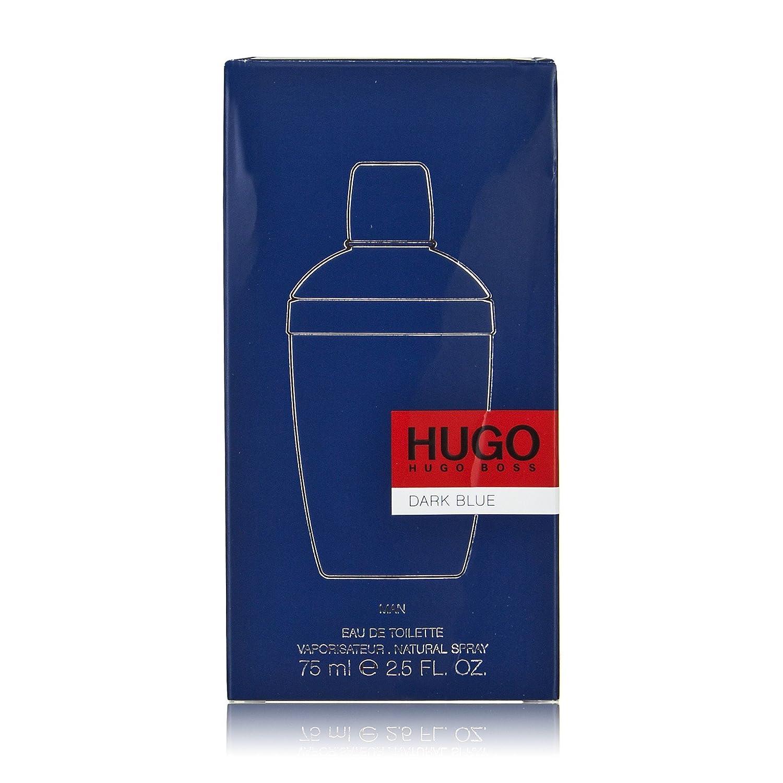 Dark Blue For Men By Hugo Boss 75 Ml Edt Spray Amazoncouk