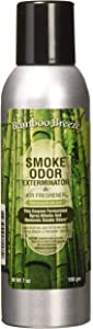 Smoke Odor Exterminator Tobacco Outlet Product Large Spray, Bamboo Breeze, 7 oz