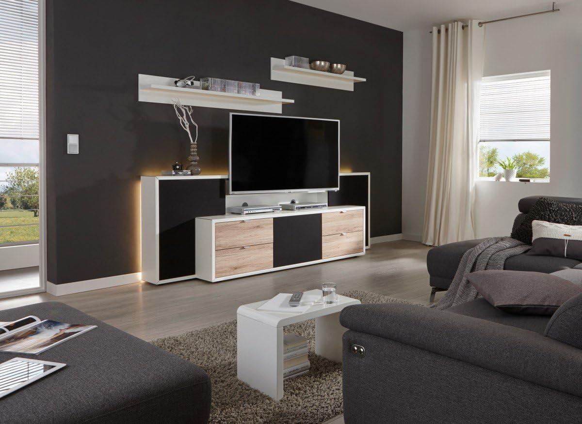 Dreams4Home Sonido Room II, de tv HiFi Center, Televisión ...