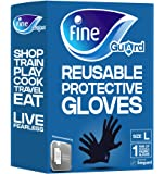 Fine Guard Adult Gloves Livinguard Technology, Infection Prevention – Size Large