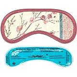 Daydream M-3059 floración antifaz para dormir con compresa/Coolpack