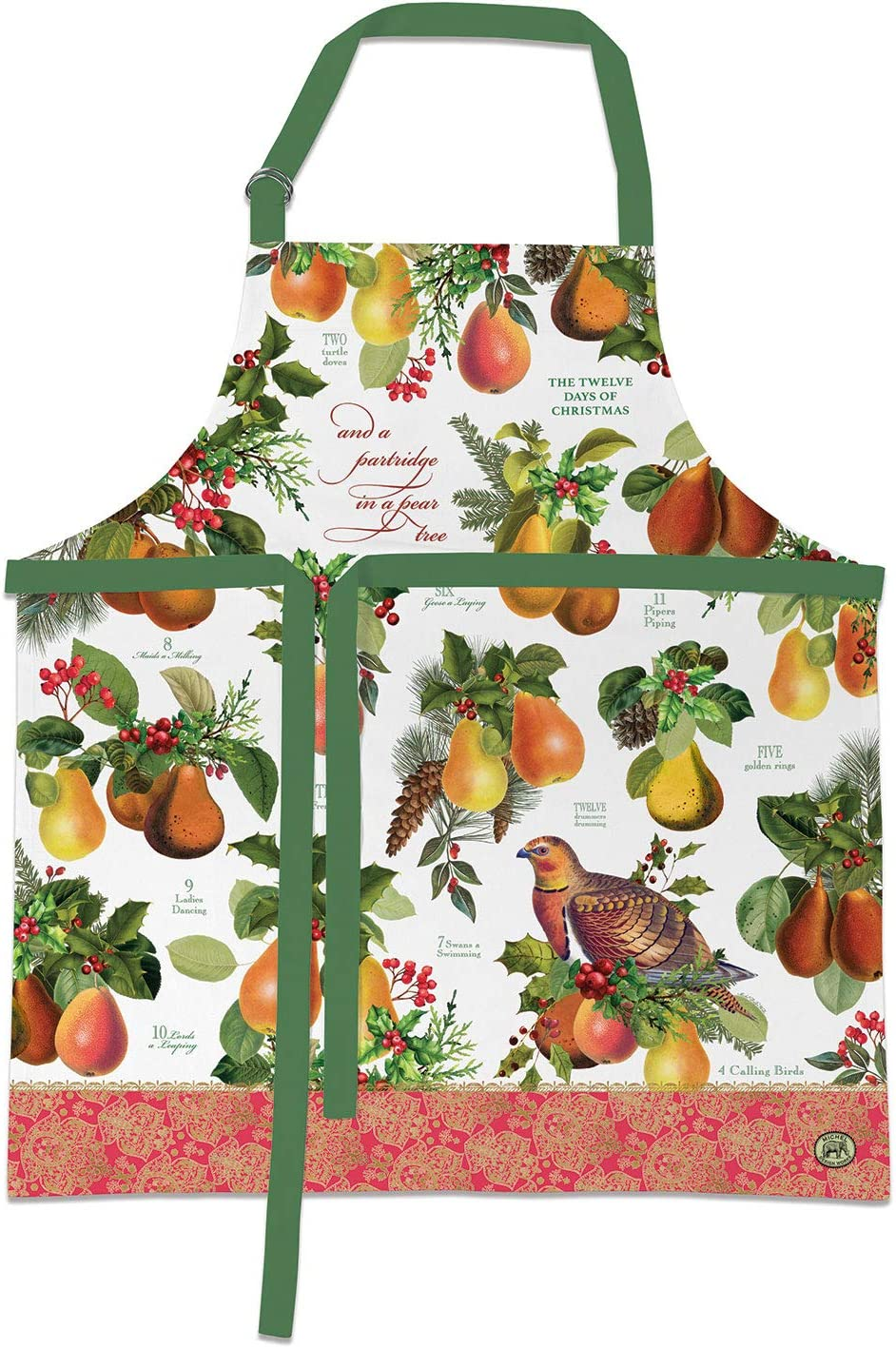 Michel Design Works Apron, in a Pear Tree