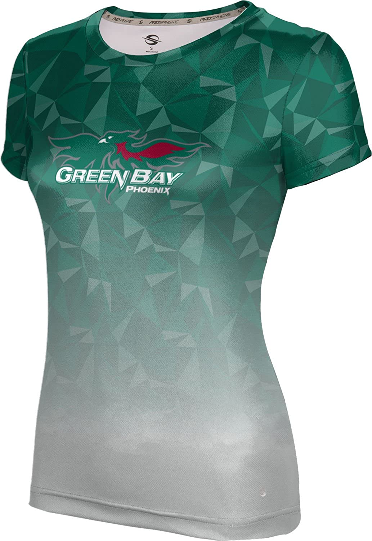 ProSphere University of Wisconsin Green Bay Girls Performance T-Shirt Maya