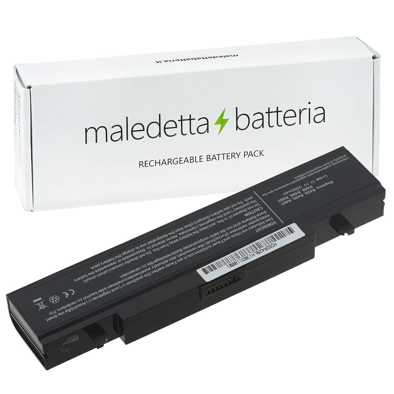 maledettabatteria potenziata Batería – Batería potenziata para Samsung 300 V3 A NP300 V3A 305 V5 A NP305 V5A 300E5 A NP300E5 A 300E5 C NP300E5 C 300E7 A NP300E7 A 300 V4 A NP300 V4A 305E5 A NP305E5 A 350 V5 C 355 V5 C NP350 V5 C NP355 V5 C 550P7 C NP550P7 C aap 7ae94d