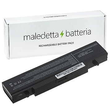maledettabatteria potenziata – Batería para Samsung 300 V3 A NP300 V3A 305 V5 A NP305 V5A