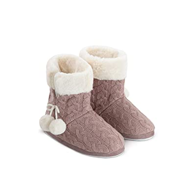 Addison Meadow Bootie Slippers for Women - Slipper Boots for Ladies | Boots