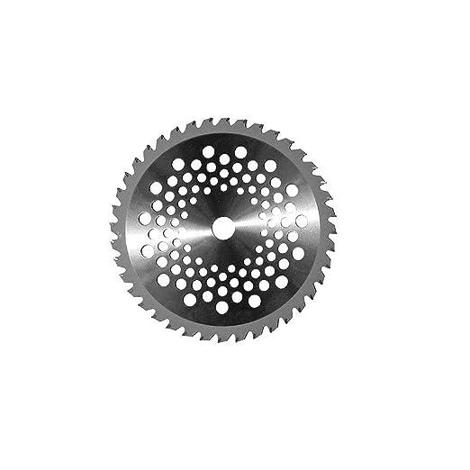 Globex - Discos para Desbrozadora Al tungsteno (Paquete de 1 ...