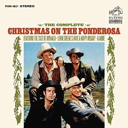 Sharing Christmas Cast.The Complete Christmas On The Ponderosa