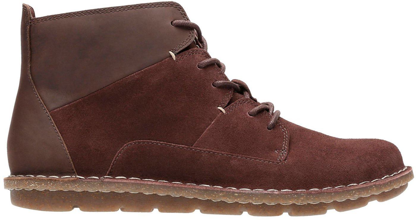 Clarks - Womens Tamitha Key Low Boot B07762Q69J 7.5 C/D US|Mahogany