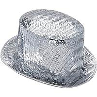 Amscan 3900490 - Sombrero de bola de discoteca