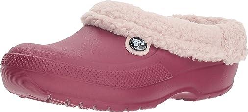 Crocs Men's & Women's Classic Blitzen III Fuzz Lined Clog Shoe, Great Indoor or Outdoor Warm & Fuzzy Slipper Option