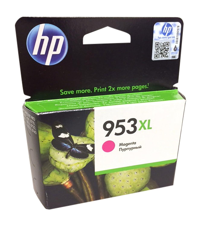 HP 953 X L Negro/Cian/Magenta/Amarillo Cartuchos de Tinta Original ...