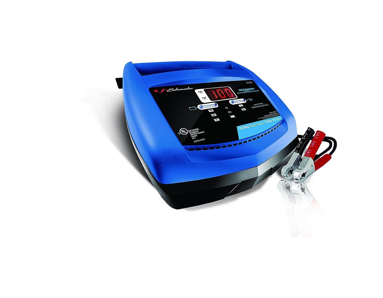 Schumacher SC1360 15A 6V/12V Handheld Battery Charger
