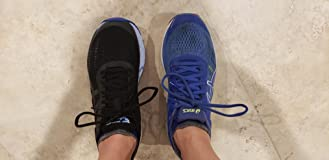 Do not like the fit... Wish ASICS Would Pick a Fit and Stick With It!