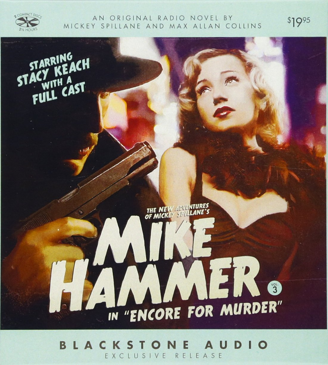 Download The New Adventures of Mickey Spillane's Mike Hammer, Vol. 3: Encore for Murder ebook