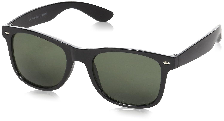 ONLY Damen Sonnenbrille Onlsunglasses Basic Box 17 Noos, Schwarz (Black Detail:O2800-01), One size