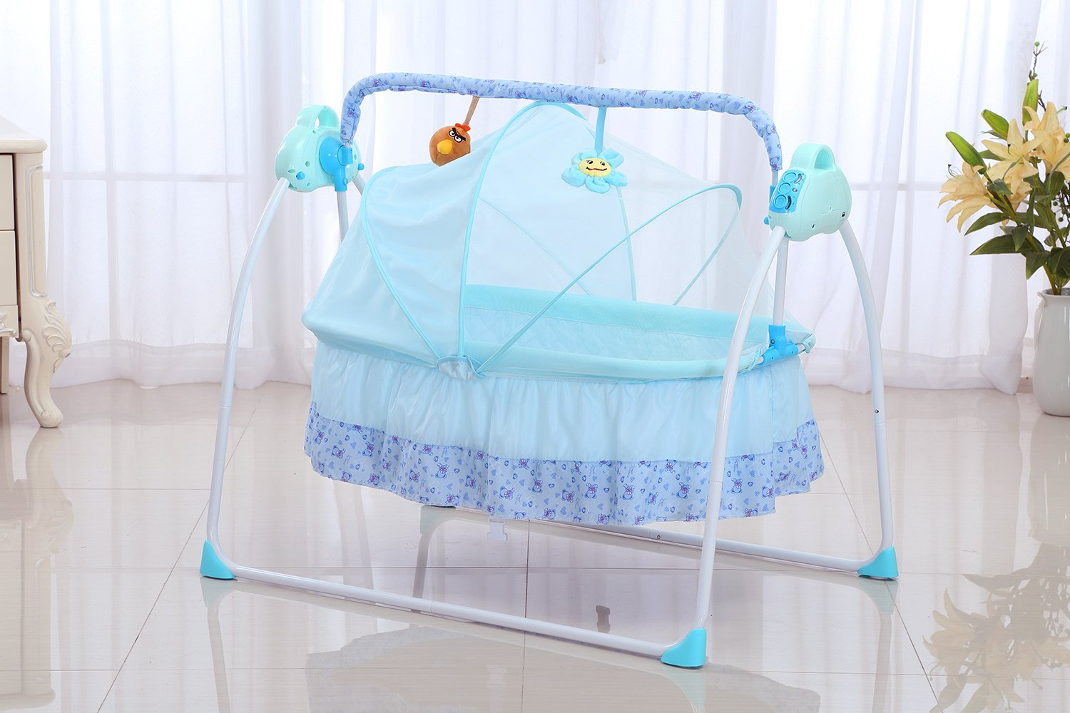 Amazon.com   Baby Cradle Swing 8b8dcba10