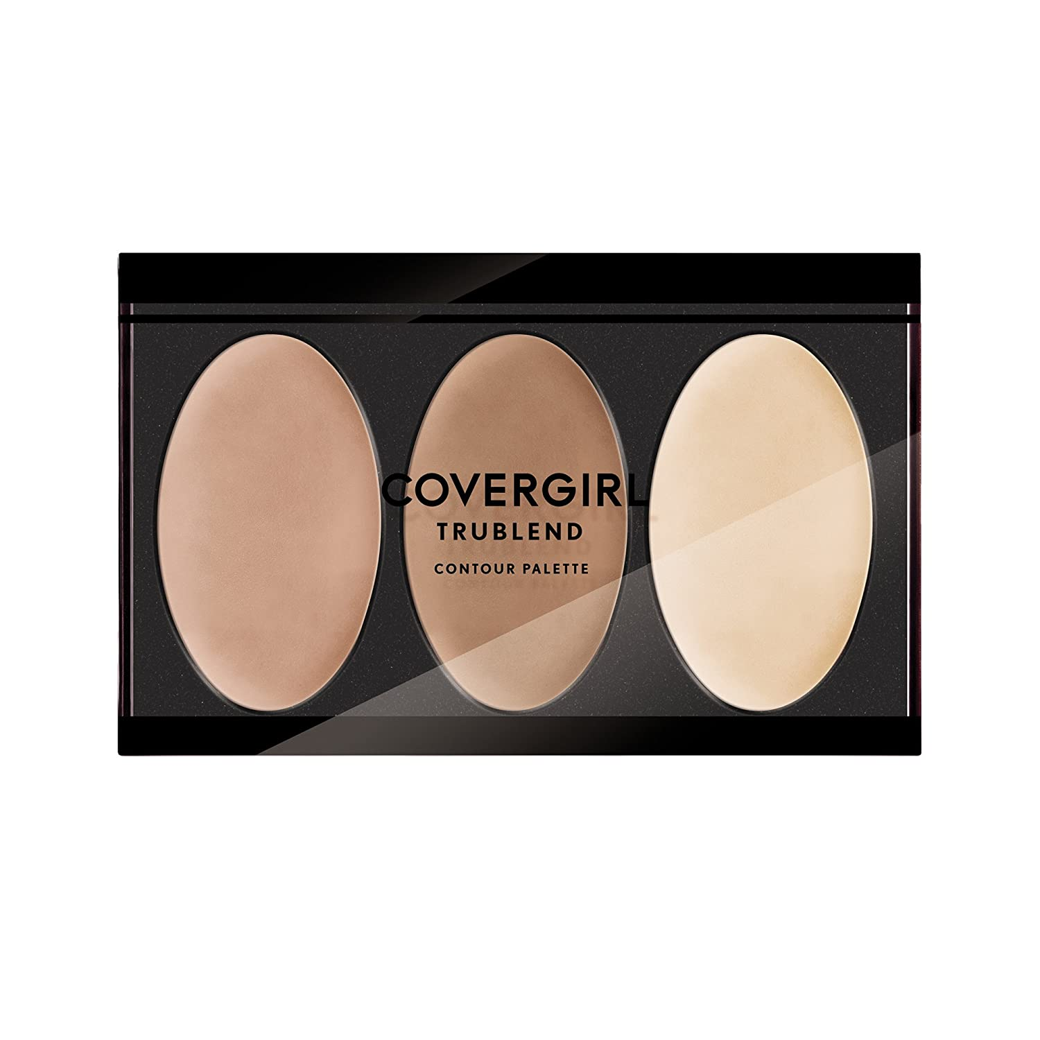 Covergirl Trublend Contour Palette Light 0.28 Oz, 0.161 Pound (Packaging May Vary) by Covergirl