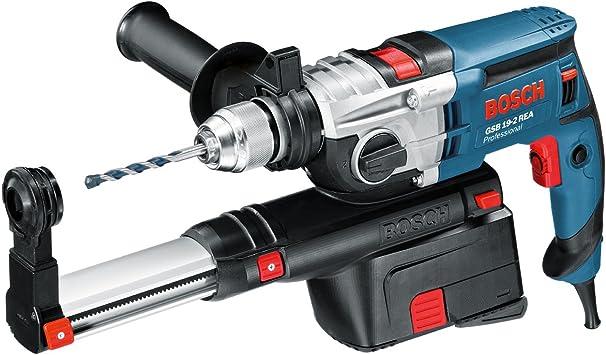 mit 13mm Bohrfutter Bosch Schlagbohrmaschine GSB 19-2 RE Professional im Koffer