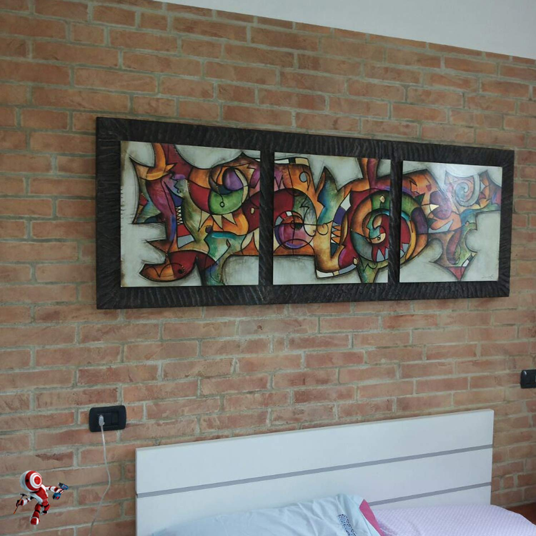 Panel de poliestireno decorativo efecto ladrillo grosor 2,5 cm 9 m/² panel de poliestireno para exteriores termoaislante para pared 118,5 x 56,3 cm color blanco paquete de 15 unidades