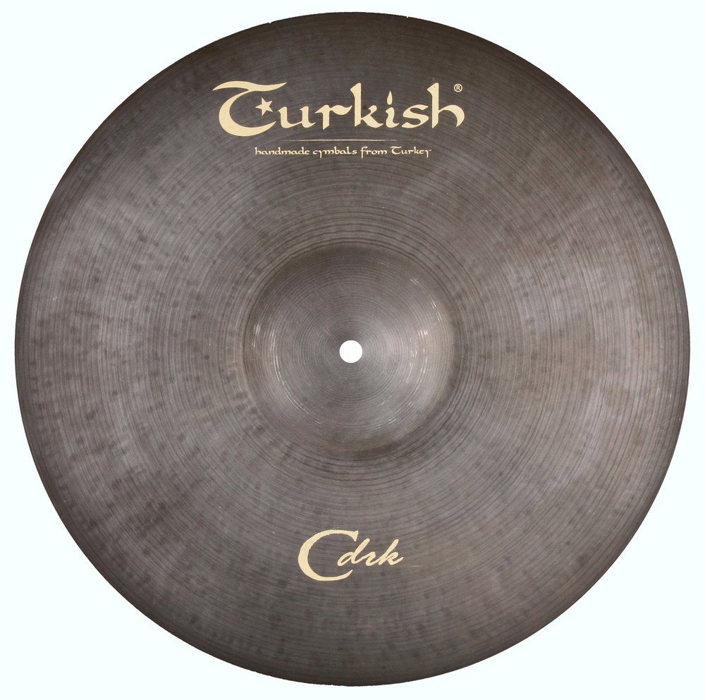 Turkish Crash B071G6P4F1 Classic   16-inch CDRK-C16 Dark Classic * Cymbals Series Dark