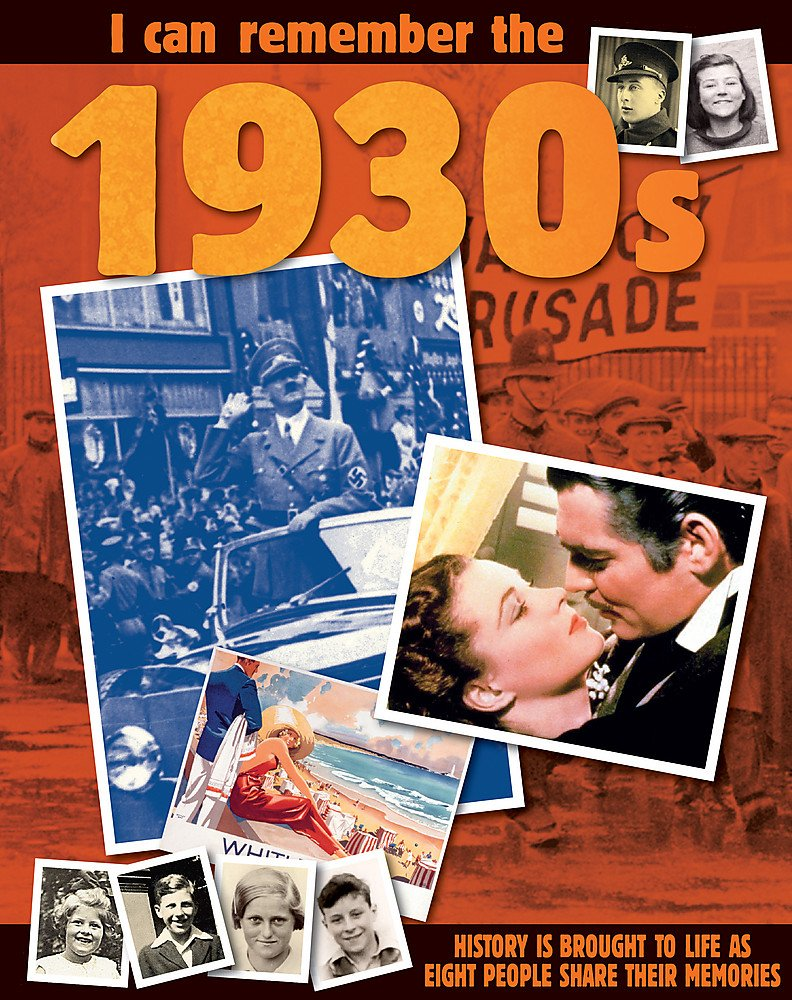 Download 1930s (I Can Remember) ebook