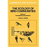 The Ecology of Bird Communities 2 Volume Paperback Set: The Ecology of Bird Communities: Volume 1 Foundations and Patterns (Cambridge Studies in Ecology)