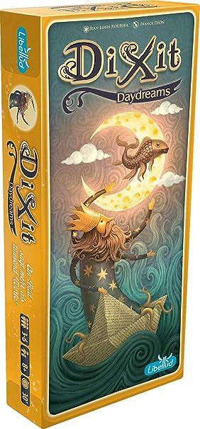 Libellud 002 430 - Dixit 5 Grandes de la Caja Daydreams ...