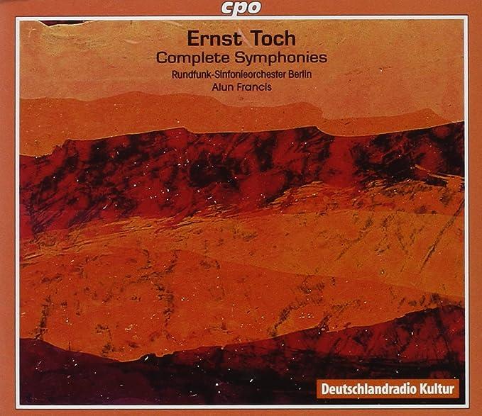 Toch: Integrale Delle Sinfonie : Various, Toch: Amazon.it: Musica