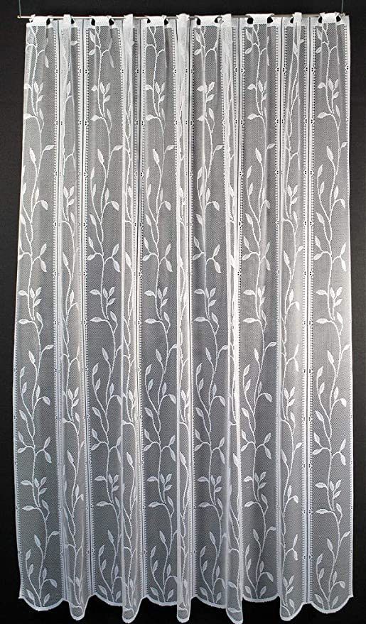 Cortina de media altura cortina romana deja Ranke altura 150 cm   Ancho de la cortina