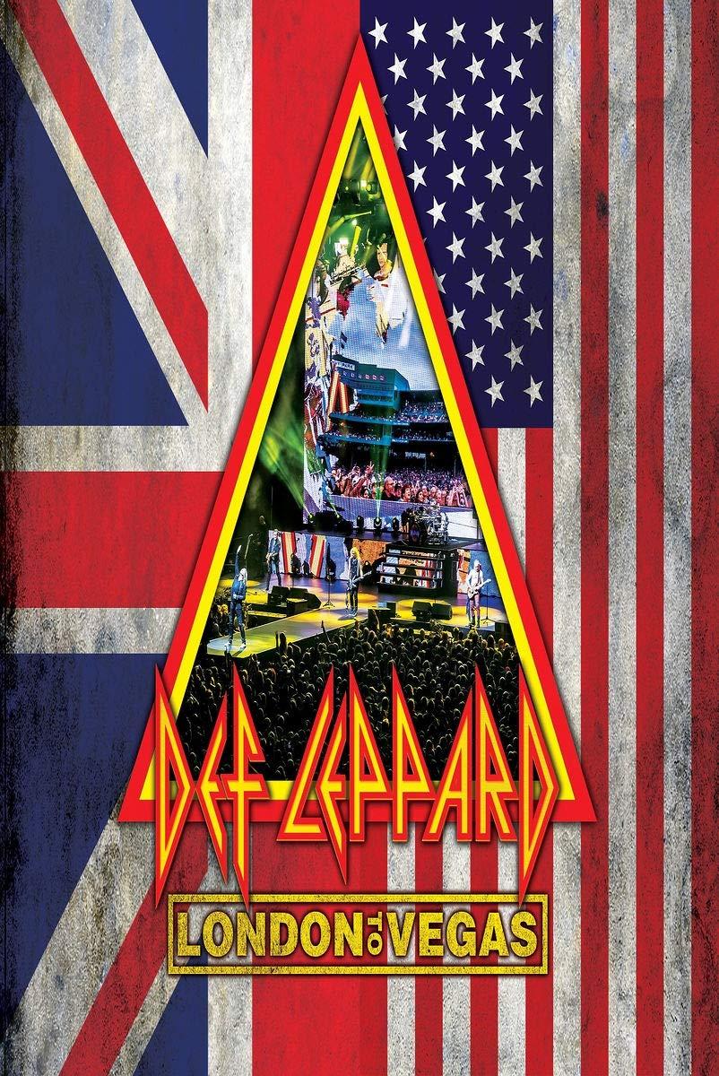 Def Leppard - London to Vegas [DVD]: Amazon.es: Def Leppard, Joe Elliott, Phil Collen, Rick