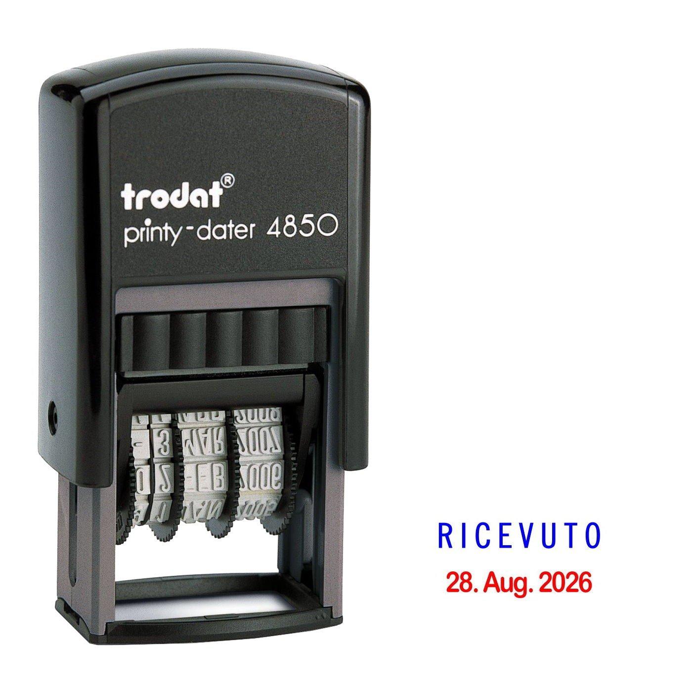 Colop S120WD Polinomio-Fechador Fechador