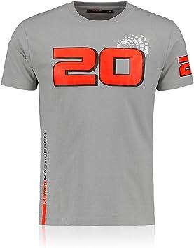 McLaren Team F1 Kevin Magnussen 2014 - Camiseta para hombre, color gris, tamaño small: Amazon.es: Ropa y accesorios