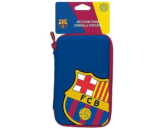 4f581f660bd1b Subsonic - Caso Rígido Con Licencia Oficial Fc Barcelona (New Nintendo 3DS