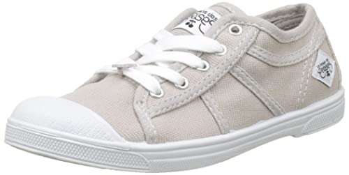 Le Temps des Cerises Sneakers bambina Grigio perla 35 Scarpe 35 EU