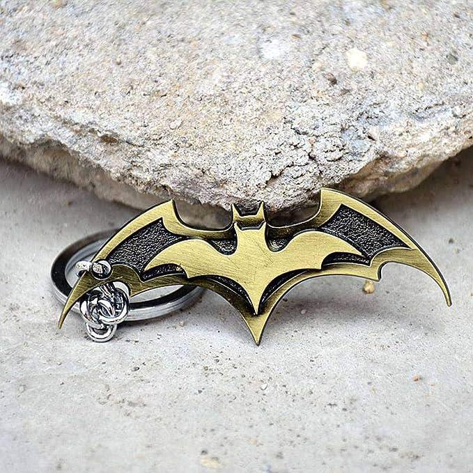 Llavero de la película de Batman Super Hero Superhéroe ...