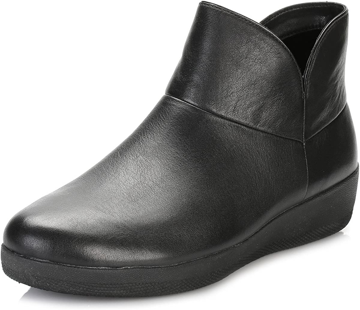 FitFlop Women's Boot, Supermod