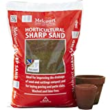 Suregreen Melcourt Horticultural Sharp Sand 20Kg Land Based Washed Sand