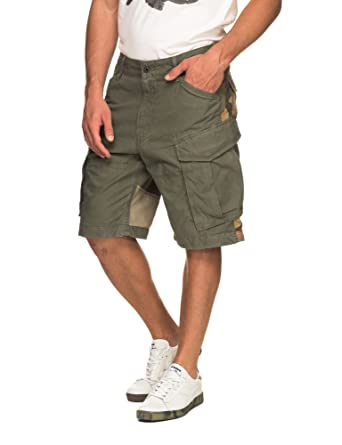 Populære G-Star Herren Rovic Loose Cargo Shorts, Grün: Amazon.de: Sport UX-43